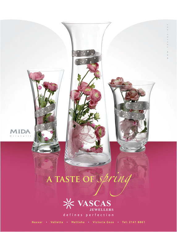 Vascas Full Page Advert
