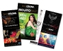 BarCelona Lounge Promotional Flyers