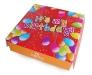 Busy Bee Birthday Cake Box