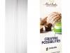 Mac Bake Roll-Up Banner