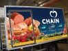 Chain Truck Signage