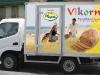 Vikorn Bread Van Signage